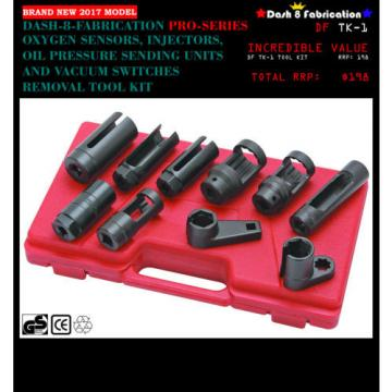 10 PCS INJECTOR, OIL PRESSURE, VACUUM SWITCH REMOVER TOOL, 22MM/27MM/29MM