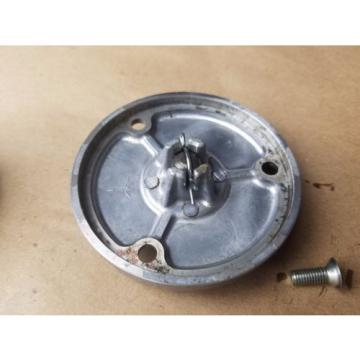 1986 ATC200X Honda OEM Engine Oil Slinger Filter Injector Cover Pump 86 200X ATC