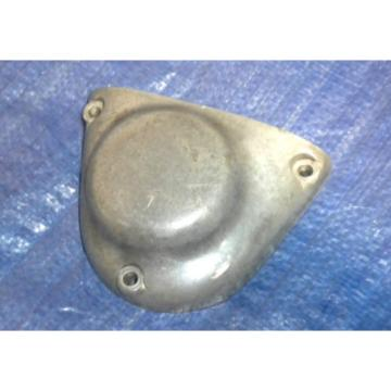 1974 YAMAHA DT175 OIL INJECTOR COVER YAMAHA DT175 OIL PUMP COVER ENGINE COVER