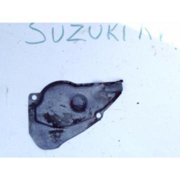 1974 SUZUKI RV90 RV 90 oil injector cover oil pump cover oem