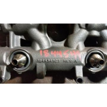 05-07 Ford OEM F250 F350 6.0 Driver INJECTOR HIGH PRESSURE OIL RAIL 1844549C1