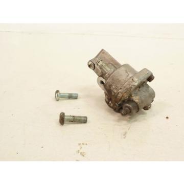 76 Honda MT125 Oil Injection Pump / OEM Engine Injector Oilpump Motor Original