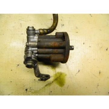 74 Suzuki GT380 GT 380 Triple engine oil injector injection pump