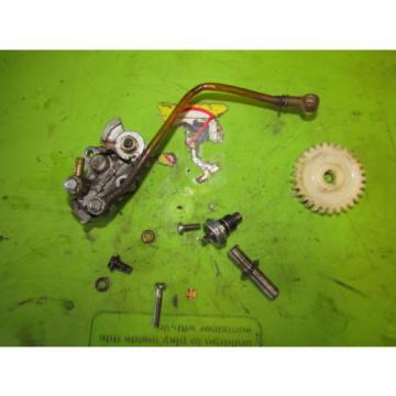 1985 Kawasaki KD80 KD 80 M6 Engine Oiler Oil Injector Free Ship USA
