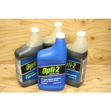 Opti-2 2 cycle Injector Lube Oil Motorcycle Snowmobile Outboard JetSki ATV PWC 4