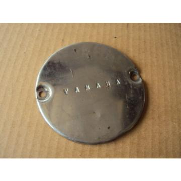 70' Yamaha CS3 200 Twin / OIL INJECTOR PUMP COVER
