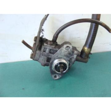 03 SKI DOO SKIDOO 800 MXZ SPORT REV 04 600 INJECTOR OIL PUMP INJECTION
