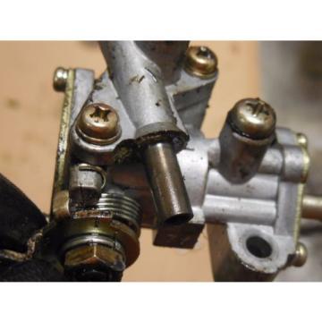 kawasaki KE250 KE 250 engine oil injector pump injection 77 78 79 1977 1978 1979