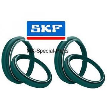 2x SKF MARZOCCHI 40 Fork Dust Cap Oil Seals GASGAS HUSQVARNA TM