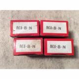 4- MCGILL  /bearings #MI-8-N,30 day warranty, free shipping lower 48!