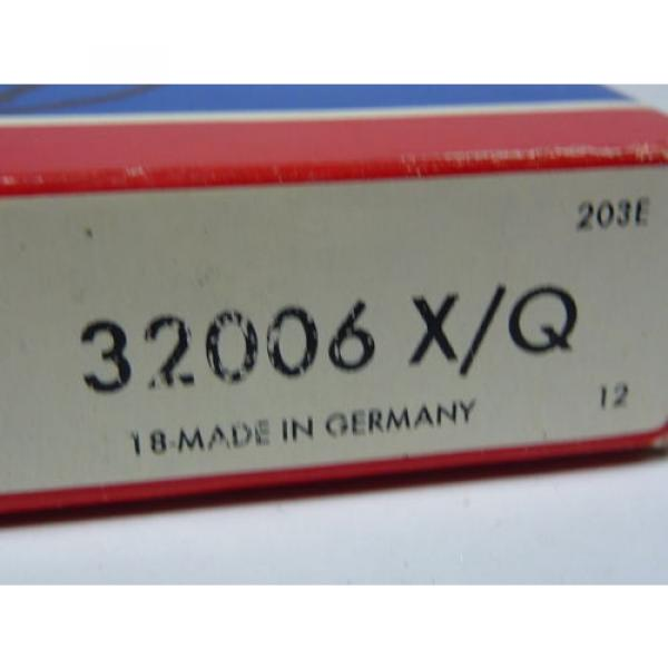 32006-X/Q Tapered Roller Bearing  #3 image