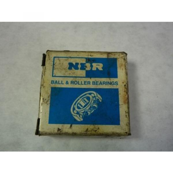 """NBR L44643/10 Tapered Roller Bearing 1"""" Bore  #1 image"""