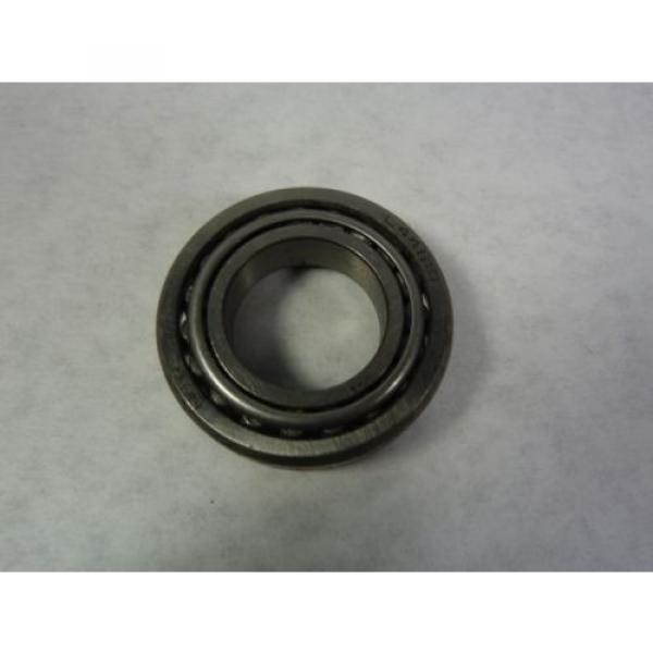 """NBR L44643/10 Tapered Roller Bearing 1"""" Bore  #2 image"""