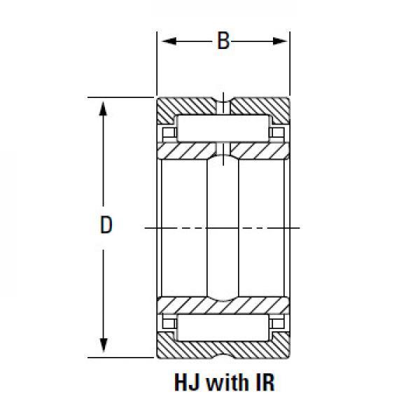 Bearing IR-12014048 HJ-14017048 #1 image