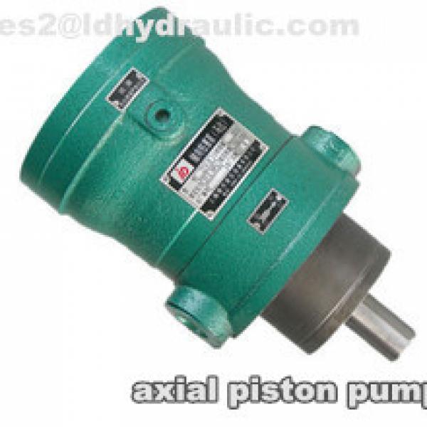 25MCM14-1B swashplate type quantitative axial piston pump / motor #4 image