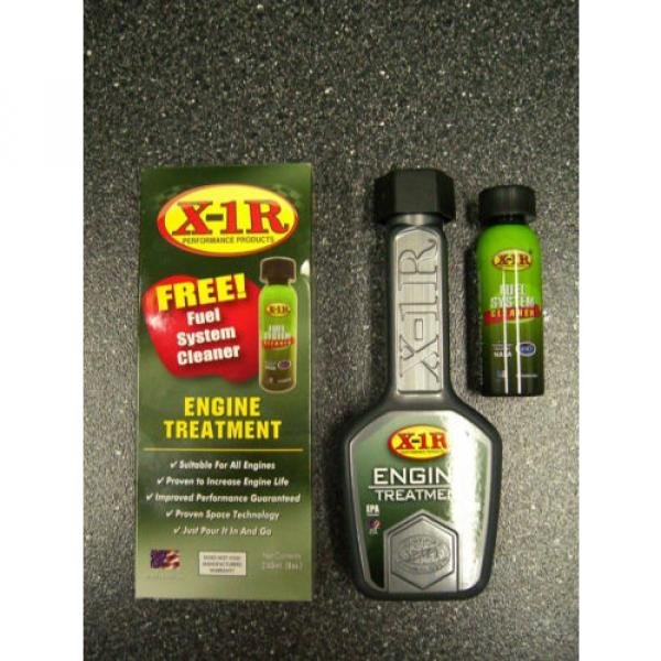 X1R Engine Oil Performance + 1x FREE Petrol Fuel Improver ,Injector Cleaner #1 image