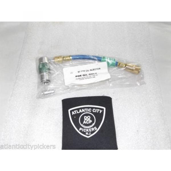 KENT MOORE TOOL GE-48997 HYBRID AIR CONDITIONING OIL INJECTOR ADAPTER HOSE #1 image
