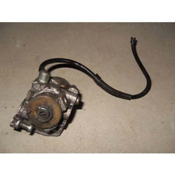 1975 TY80 Yamaha Trials Motorcycle - Oil Injector Pump Assembly - OEM #1 image