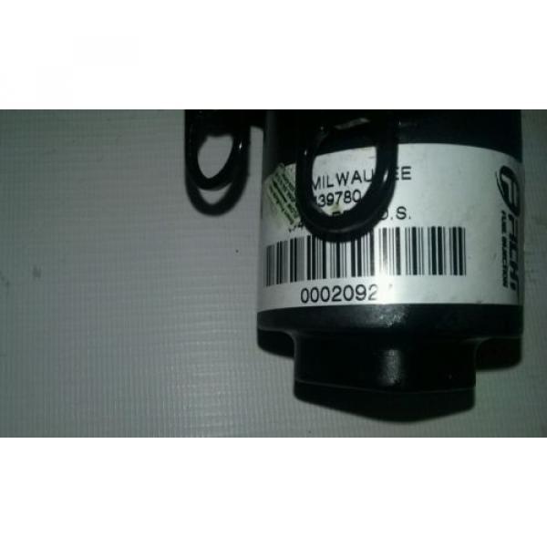 1999-01 Evinrude 115 HP Ficht V4 Outboard Oil Injector P/N 439780 #4 image