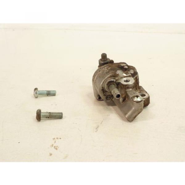 76 Honda MT125 Oil Injection Pump / OEM Engine Injector Oilpump Motor Original #2 image