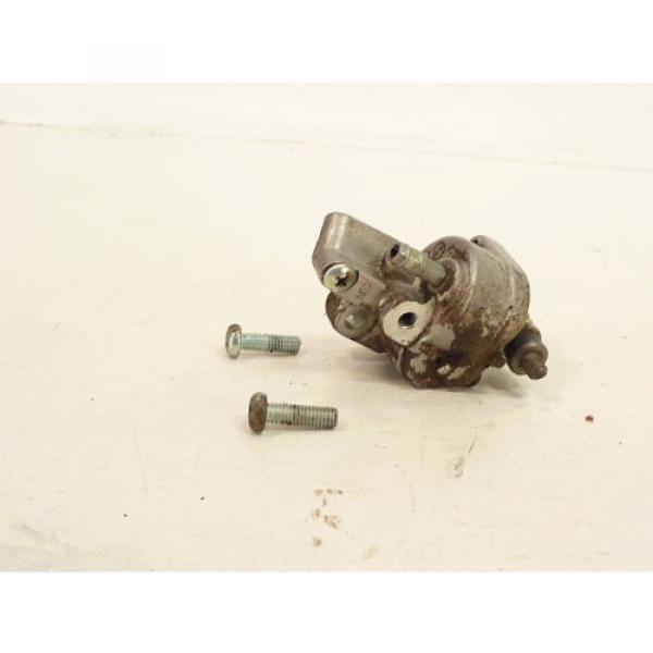 76 Honda MT125 Oil Injection Pump / OEM Engine Injector Oilpump Motor Original #4 image