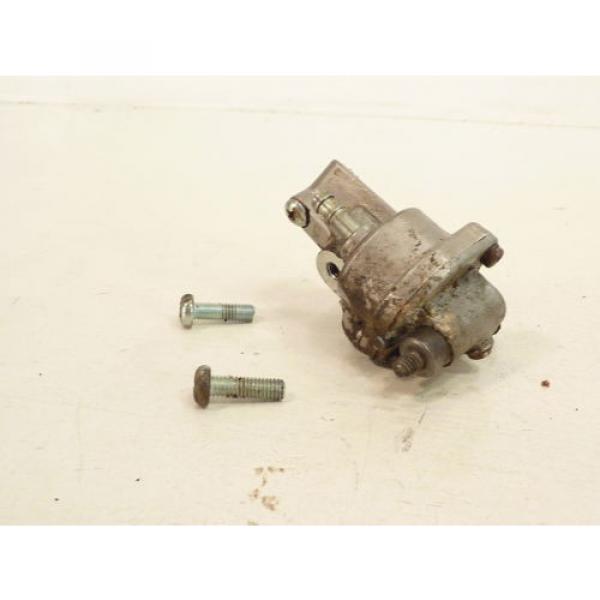 76 Honda MT125 Oil Injection Pump / OEM Engine Injector Oilpump Motor Original #5 image