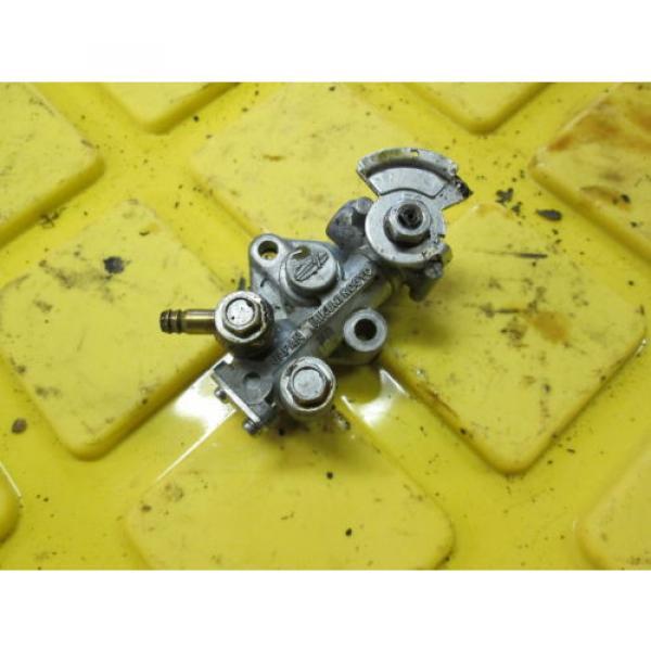 71 72 73 74 Kawasaki F6 125 Oil Injector #1 image