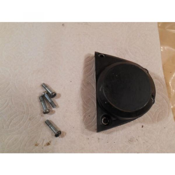 T1096 1978 78 YAMAHA DT 125 OIL INJECTOR PUMP COVER #1 image