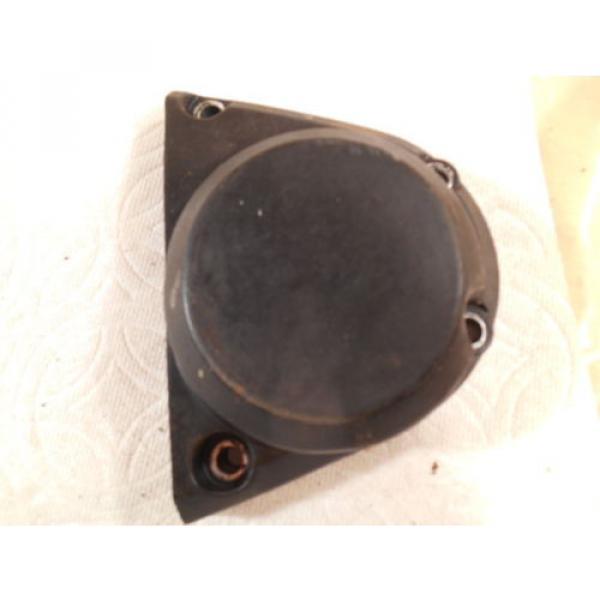 T1096 1978 78 YAMAHA DT 125 OIL INJECTOR PUMP COVER #2 image