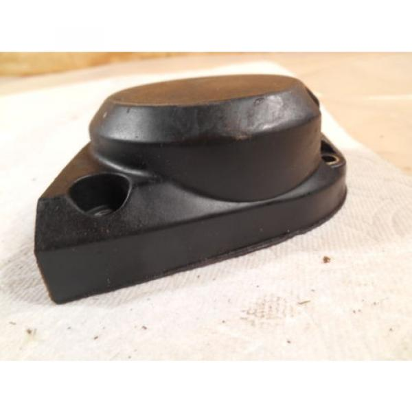 T1096 1978 78 YAMAHA DT 125 OIL INJECTOR PUMP COVER #3 image