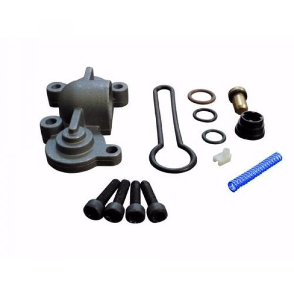 Upgraded Blue Spring Fuel Pressure Regulator Kit Ford Powerstroke 6.0L 2003-07 #3 image