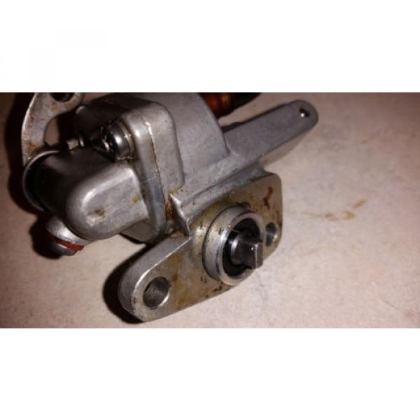 1973 Honda MT125 elsinore oil injector pump #3 image