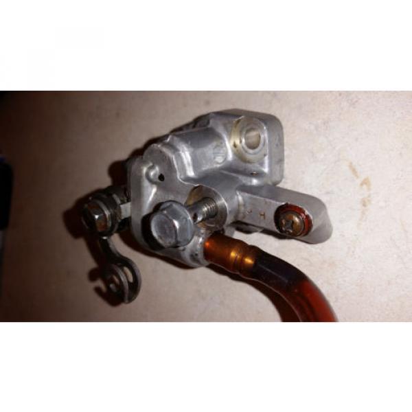 1973 Honda MT125 elsinore oil injector pump #5 image