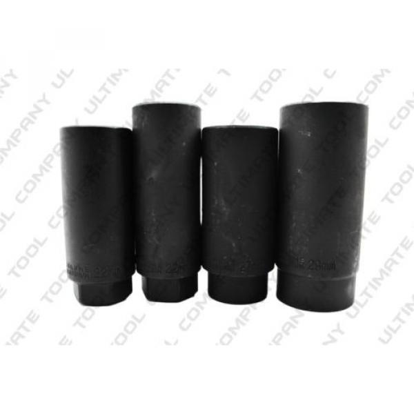 7pc Oxygen Sensor Socket Set HD Tool Kit Automotive Oil Pressure Sending Unit #2 image