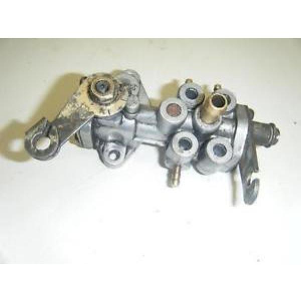 86 91 93 95 ? POLARIS STORM 800 RXL 650 INDY 600 TRIPLE ENGINE OIL INJECTOR PUMP #1 image