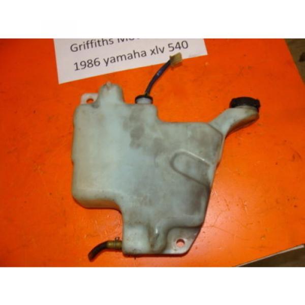 86 87 85 XLV YAMAHA EXCEL V 5 540 oil tank bottle cap sensor reservoir injector #5 image