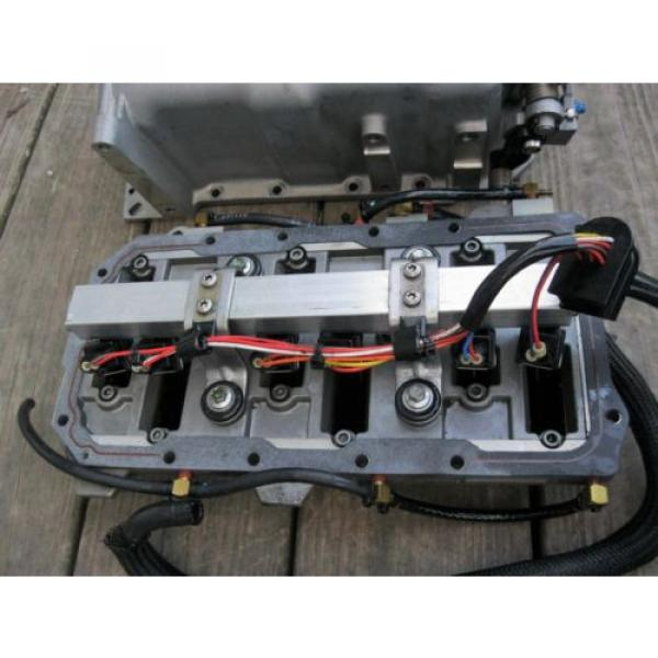 Mercury EFI Air Handler, Reeds, Injectors, Throttle body, Oil Pump & Plenum (JL) #4 image