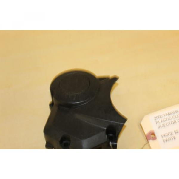 2000 YAMAHA BLASTER 200 PLASTIC CLUTCH OIL INJECTOR COVER (L37) #2 image