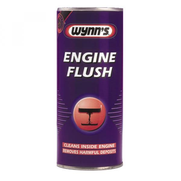 WYNNS 3 Pack ENGINE FLUSH + OIL STOP SMOKE + DIESEL INJECTOR CLEANER TREATMENT #2 image