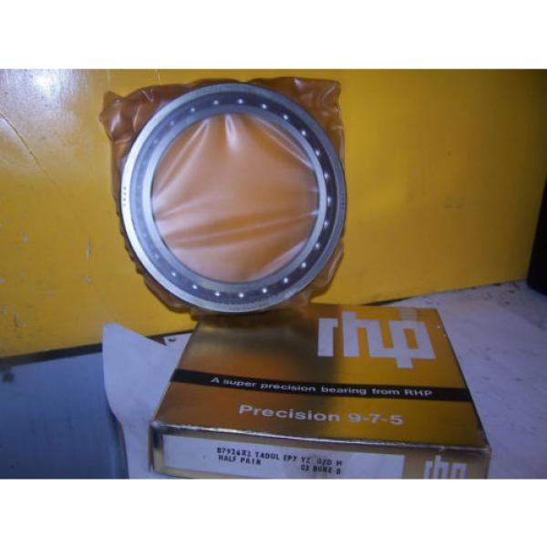 NEW   530TQO750-2   RHP SUPER PRECISION BEARING 9-7-5 MODEL B7926X2 Bearing Online Shoping #1 image
